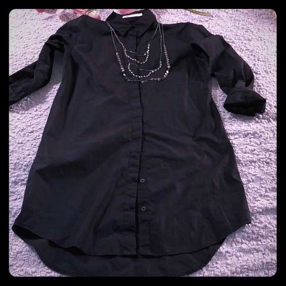 Alexander Wang Dresses & Skirts - Button down shirt dress # A 58
